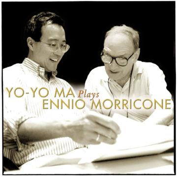 Yo-Yo Ma Plays Ennio Morricone stereodisc
