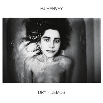 PJ Harvey – Dry - Demos stereodisc