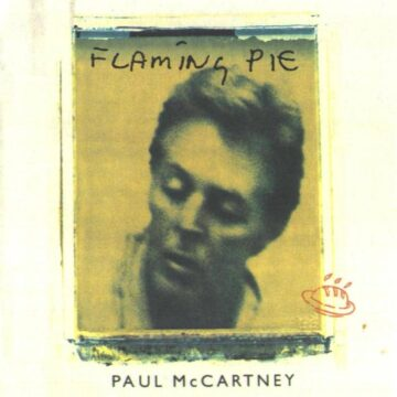Flaming Pie Paul McCartney stereodisc