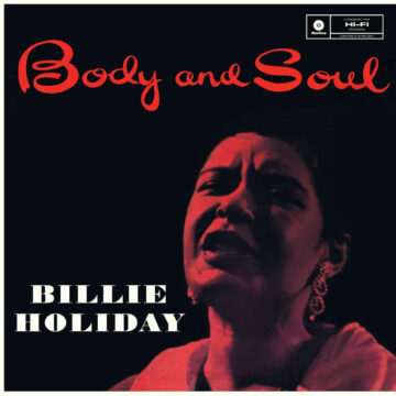 Body and Soul Billie Holiday stereodisc