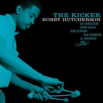 The Kicker Bobby Hutcherson stereodisc