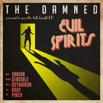 The Damned – Evil Spirits stereodisc