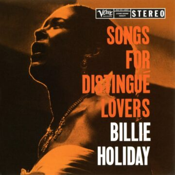 Songs for Distingué Lovers Billie Holiday stereodisc