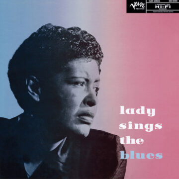 Lady Sings The Blues Billie Holiday stereodisc