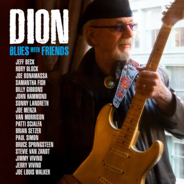 Blues with Friends Dion stereodisc