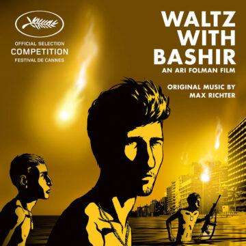 Max Richter – Waltz With Bashir stereodisc