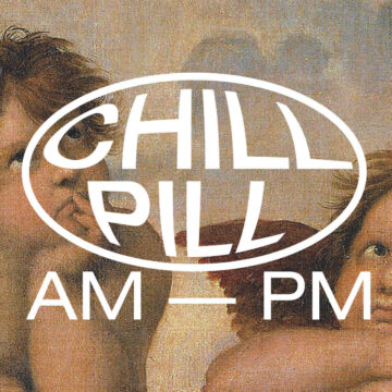 Chill Pill II stereodisc