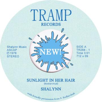 Shalynn – Sunlight In Her Hair / Flower Song stereodisc