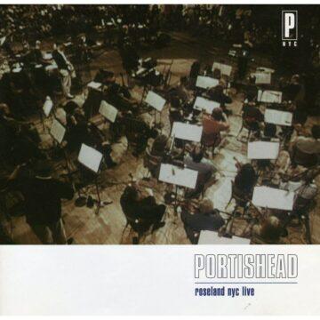 Roseland NYC Live Portishead stereodisc
