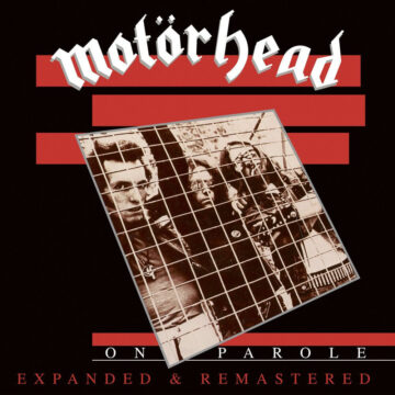 Motörhead – On Parole (Expanded & Remastered) stereodisc