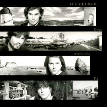 Gold Afternoon Fix The Church stereodisc