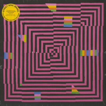 Street Soul Brasil (1987 - 1995) stereodisc
