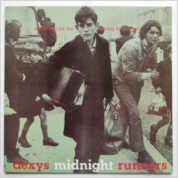 Searching For The Young Soul Rebels Dexy's Midnight Runners stereodisc