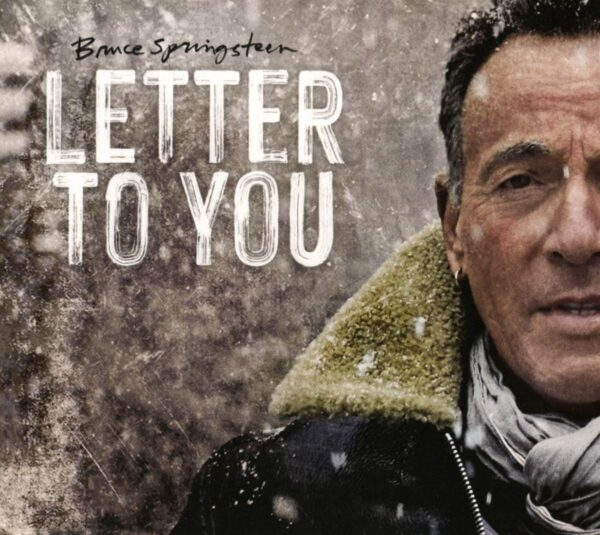 Letter To You Bruce Springsteen stereodisc