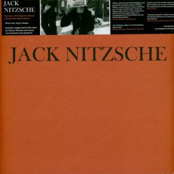 Jack Nitzsche – Jack Nitzsche stereodisc