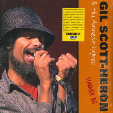 Gil Scott-Heron And His Amnesia Express – Summer '86 stereodisc