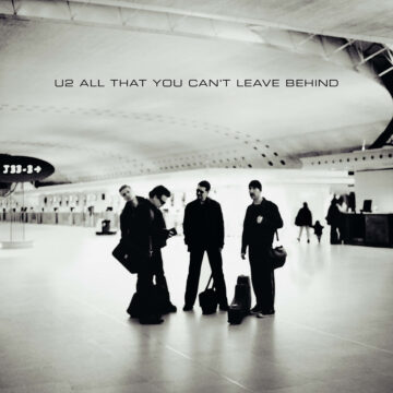 U2 – All That You Can't Leave Behind stereodisc