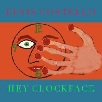 Hey Clockface Elvis Costello stereodisc