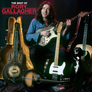 Rory Gallagher ‎– The Best Of Rory Gallagher
