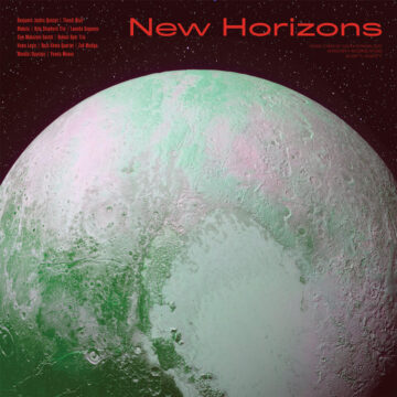 New Horizons: Young Stars of South African Jazz stereodisc