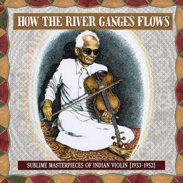 How The River Ganges Flows stereodisc