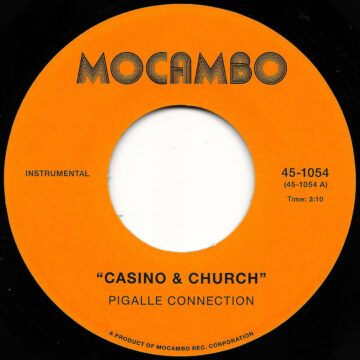 Pigalle Connection Casino & Church stereodisc