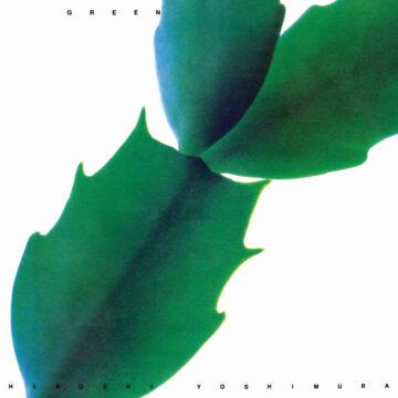 Hiroshi Yoshimura – Green stereodisc