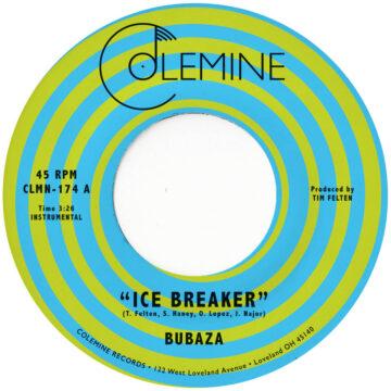 Bubaza – Ice Breaker stereodisc