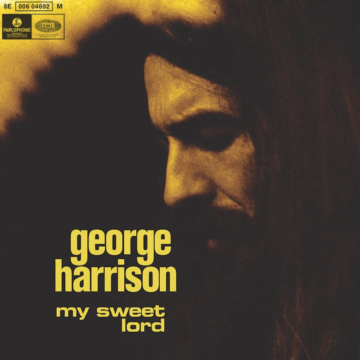 George Harrison – My Sweet Lord / Isn't It A Pity stereodisc