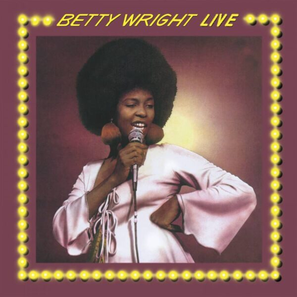 Betty Wright stereodisc