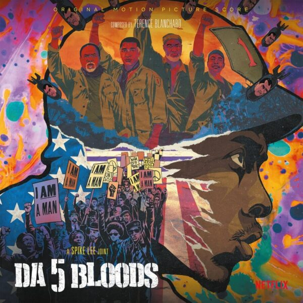 Terence Blanchard ‎– Da 5 Bloods (Original Motion Picture Score) stereodisc