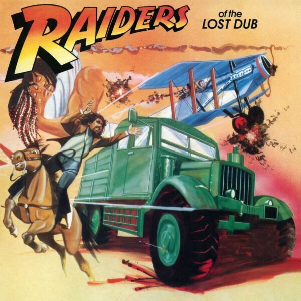 Raiders Of The Lost Dub stereodisc