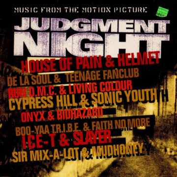 Judgment Night (Music From The Motion Picture) stereodisc
