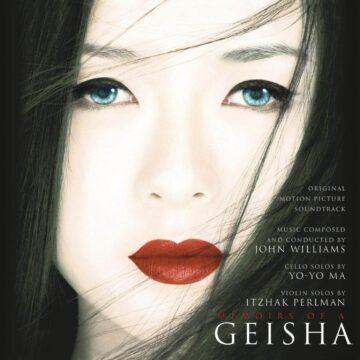 John Williams – Memoirs Of A Geisha stereodisc