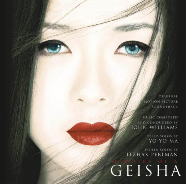 John Williams ‎– Memoirs Of A Geisha stereodisc