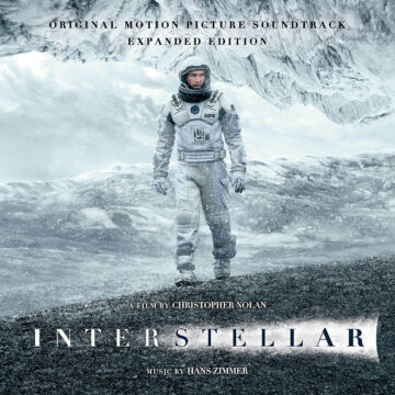 Hans Zimmer ‎– Interstellar (Original Motion Picture Soundtrack Expanded Edition) stereodisc