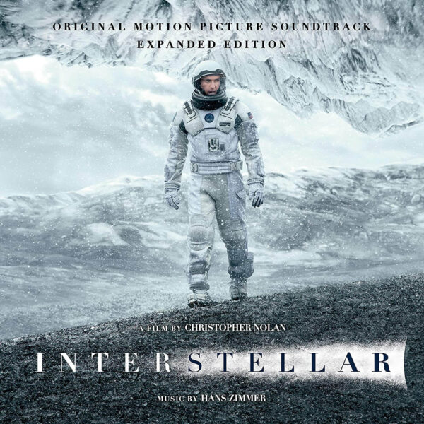 Hans Zimmer – Interstellar (Original Motion Picture Soundtrack Expanded Edition) stereodisc