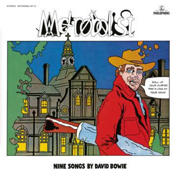 David Bowie – Metrobolist (Nine Songs By David Bowie) stereodisc