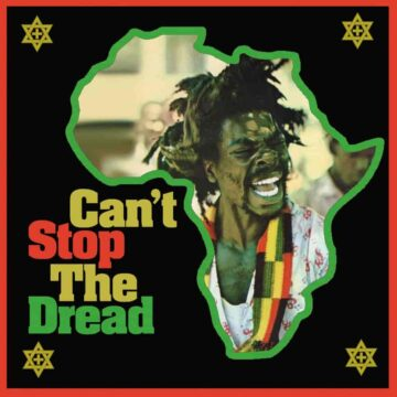 Can't Stop The Dread stereodisc