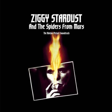 David Bowie – Ziggy Stardust And The Spiders From Mars (The Motion Picture Soundtrack)