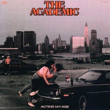 The Academic – Acting My Age stereodisc