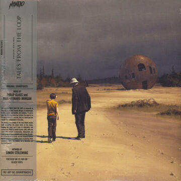Philip Glass and Paul Leonard Morgan – Tales From The Loop (Original Soundtrack) stereodisc