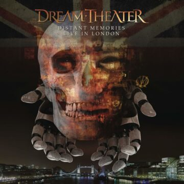 Distant Memories – Live in London Dream Theater stereodisc