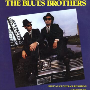The Blues Brothers – The Original Soundtrack Recording stereodisc