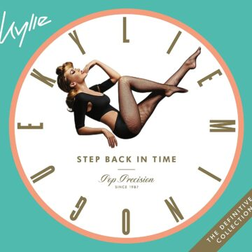 Step Back In Time: The Definitive Collection Kylie Minogue stereodisc