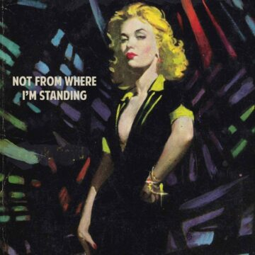 The Wedding Present & Friends – Not From Where I'm Standing stereodisc