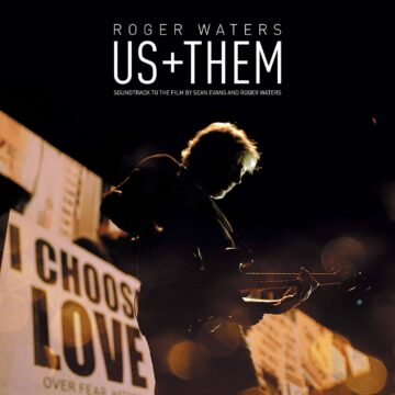 Us + Them Roger Waters stereodisc