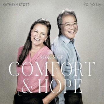 Songs of Comfort and Hope 2020 Kathryn Stott & Yo-Yo Ma stereodisc