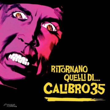 Calibro 35 Ritornano Quelli Di... stereodisc
