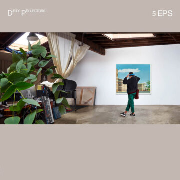5EPs Dirty Projectors stereodisc